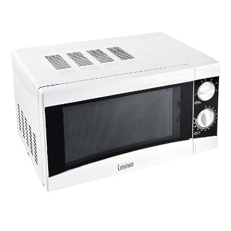 Microondas 700 Watt 17 litros Blanco: Amazon.es: Grandes ...