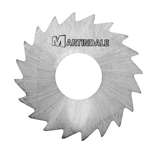 Martindale TUNS108065 Tungsten-Carbide Tungsten-Carbide Saws,  1-1/4'' Outer Diameter,  1/2'' Hole Diameter,  0.065'' Thick,  24 Teeth by Martindale Electric