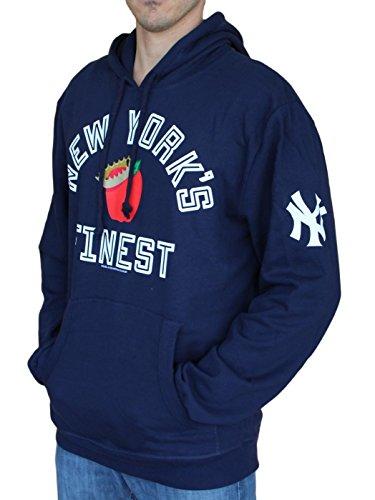 - Mitchell & Ness New York Yankees MLB Batting Pullover Hooded Sweatshirt