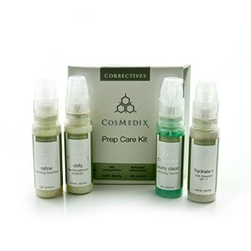 CosMedix Prep Kit 4 piece: Amazon co uk: Beauty