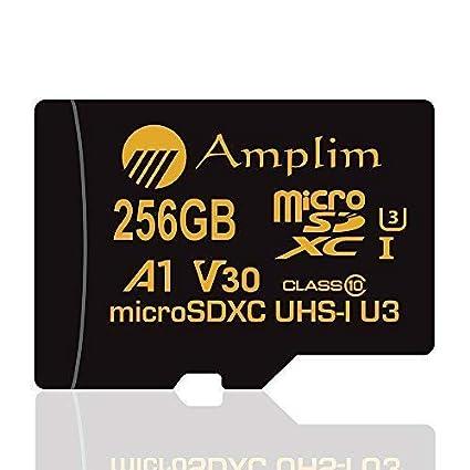 Micro Sd Karte Handy.Amplim Micro Sd Karte Plus Adapter Class 10 Uhs I Microsdxc Extreme