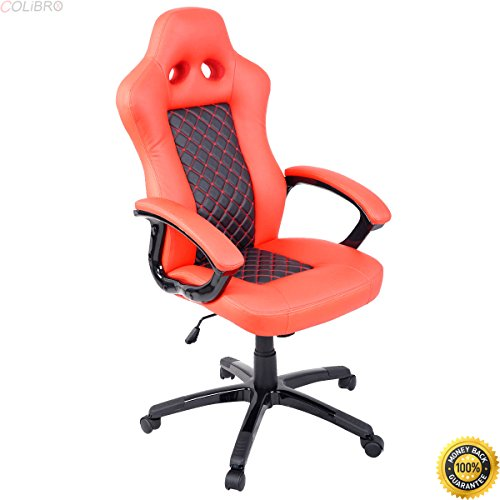 41jO6HoQDML - COLIBROX--High Back Race Car Style Bucket Seat Office Desk Chair Gaming Chair New,video game chairs ,living room accent chairs,new Racing Style Reclining Gaming Chair,arm chairs