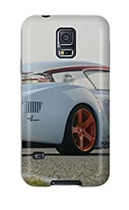 Awesome Case Cover/galaxy S5 Defender Case Cover(porsche Wallpaper)