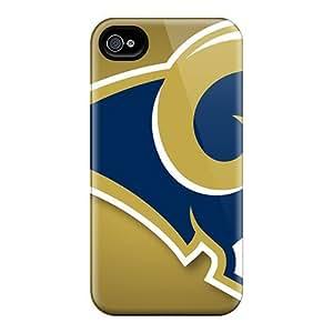 Iphone 6 PJY17067PKjZ Provide Private Custom Beautiful St. Louis Rams Series High Quality Hard Phone Covers -JamieBratt
