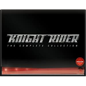 Knight Rider: The Complete Series movie