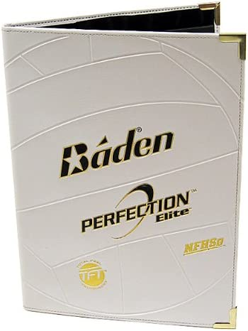 Baden Synthetic Leather Volleyball Notebook