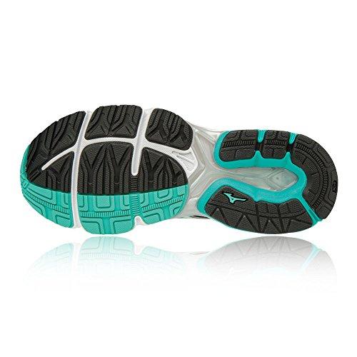 Femme Course Pour Wave Noir Wos Mizuno Equate Chaussures De 2 8qWwBSE