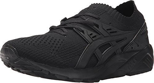 ASICS Tiger Men's Gel-Kayano Trainer Knit Black/Black 11 D US