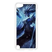 iPod Touch 5 Case White League of Legends Ice Drake Shyvana LM5642478