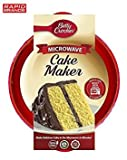 Betty Crocker Cake Maker - Bake a Perfect Cake in the Microwave in less than 6 minutes
