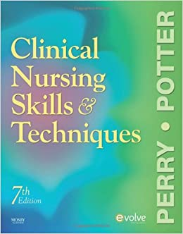 Clinical Nursing Skills And Techniques Pdf