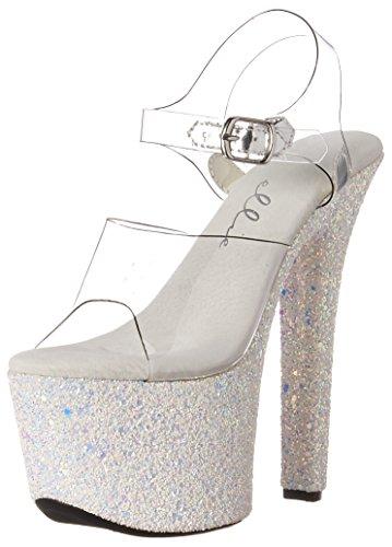 Ellie Shoes Womens 711-SERENITY 711-serenity White