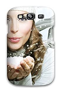 Awesome Mood Flip Case With Fashion Design For Galaxy S3