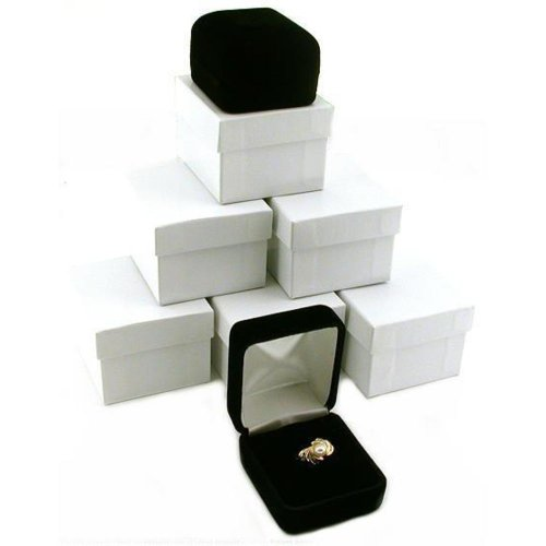 Black Velvet Jewelry Counter Displays product image