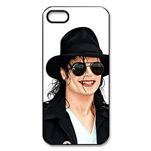 New Sport Team Sale Michael Jackson Case Phone Cover Case for iPhone 5 5s (3)