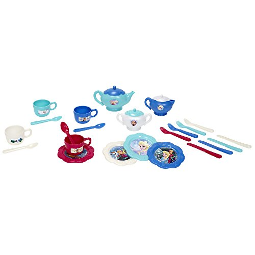 Frozen Dinnerware Set 26 Piece