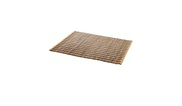 IKEA TOGA mantel individual de bambú 35 x 45 cm: Amazon