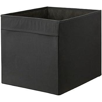 Ikea Foldable Storage Box, Black