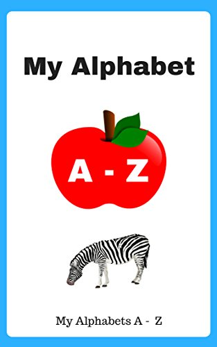 amazon com my alphabets for toddlers age 0 3 years learning