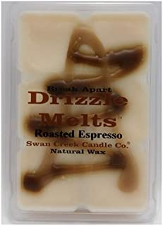 product image for Swan Creek Drizzle Melts Wax Warmer Triple Scented Cubes - 2 Pack Bundle (Roasted espresso)