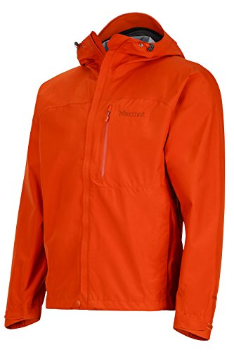 Marmot Men's Minimalist Jacket: Shell (OrangeHaze, XXLarge)