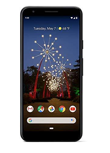 Google Pixel 3a 64GB – Verizon Unlocked – (Renewed) – Just Black