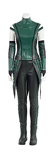 Mtxc Women's Cosplay Mantis Costume Galaxy 2 Full Set Large Green -
