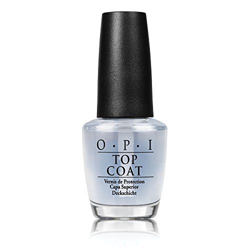 OPI Nail Lacquer, Top Coat, Clear