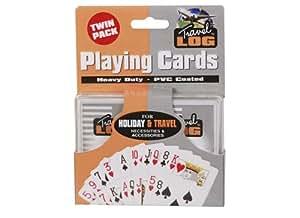 Viaje Juego de cartas–, 2unidades