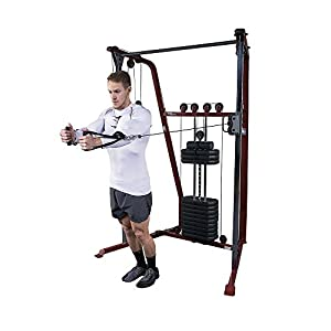 Body Solid Best Fitness BFFT10 Functional Trainer