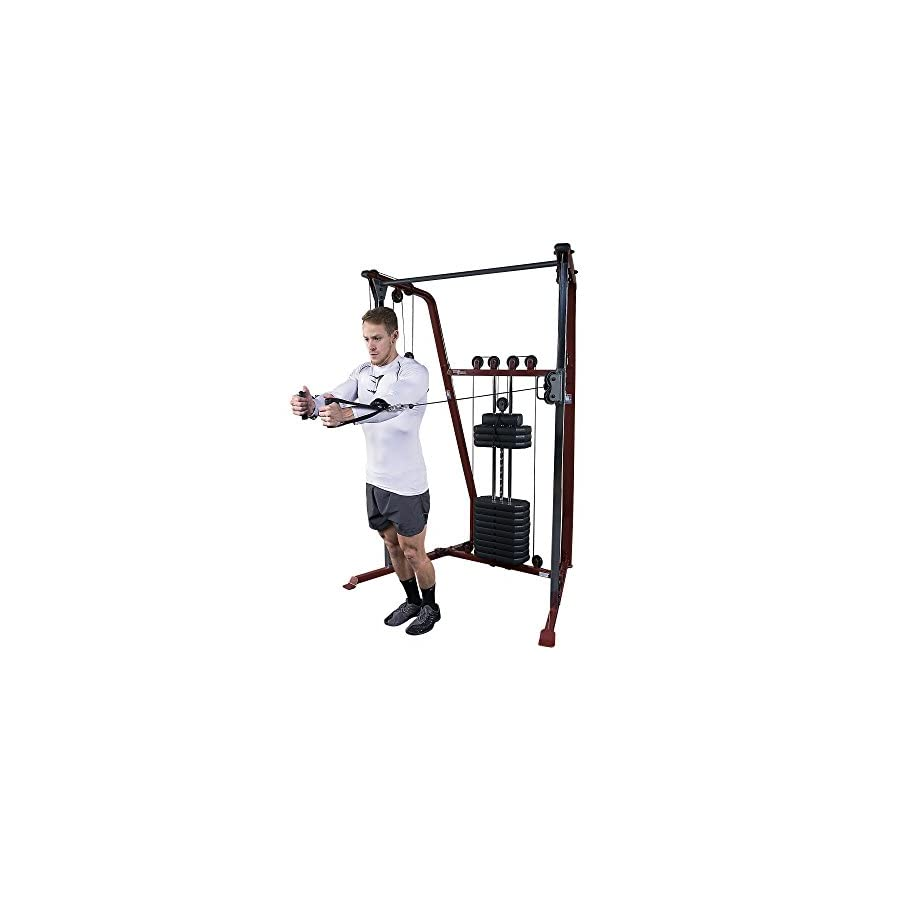 Body Solid BFFT10R Best Fitness Functional Trainer