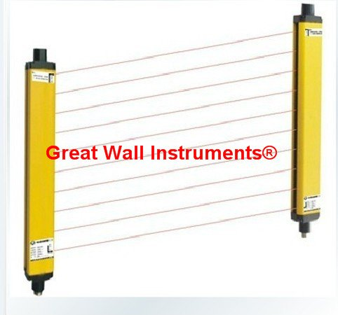 Safety Light Curtains light screen sensor safety grating punching machine protector &Sensing height:840mm (Customizable) by CGOLDENWALL (Image #2)