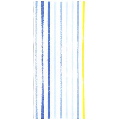 - Soopat Beach Towel,Sailor Stripes Summer Pattern Ink Lines Funky Autumn Stripes Fashion Textile 30x60 Inch s Sand Free Beach Blanket for Travel Sports Beach Yoga Water Park