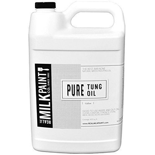 Real Milk Paint PTO-G Pure Tung Oil -