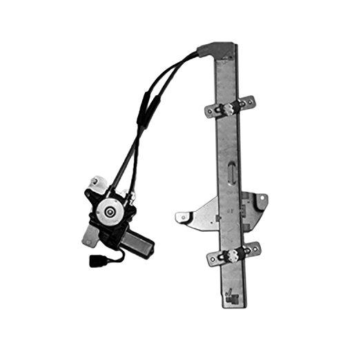 Amazon Com Partschannel Gm1351124 Power Window Motor And Regulator