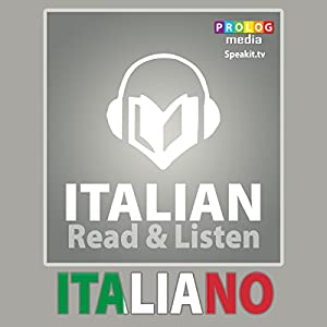 Italian Phrase Book Audiobook