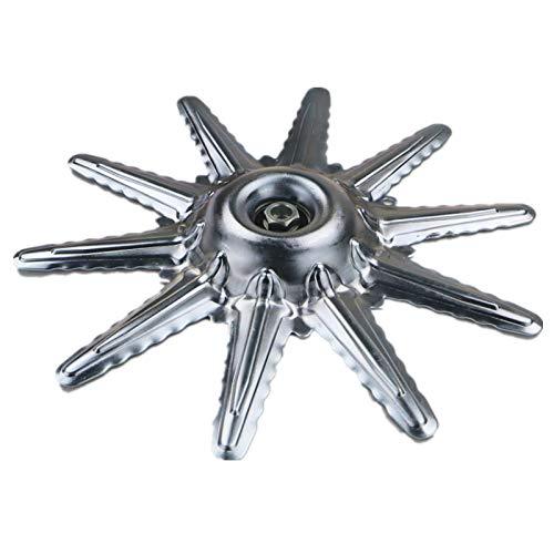 JAYLONG Hojas De Metal Protector Protector 2 Piezas para ...