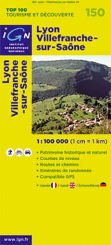 Lyon Villefranche-sur-   Saone (French Edition)