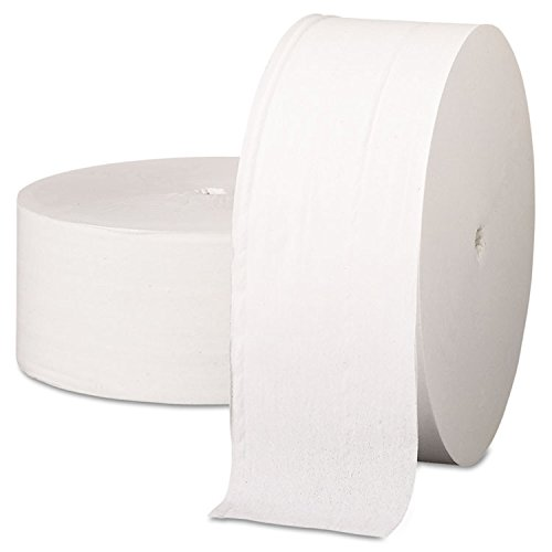 Scott 07006 Coreless JRT Jr. Rolls, 2-Ply, 1150ft, 12 Rolls/Carton