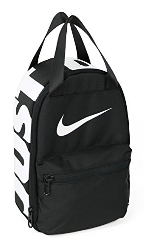 Nike Kids Mens Brasilia Just Do It Fuel Pack Black One Size (Black Lunch, One Size)