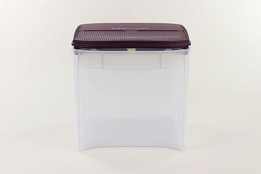 Tupperware Eidgenosse Plus 3,4 L ROJA Tarro Tarro Modular: Amazon ...