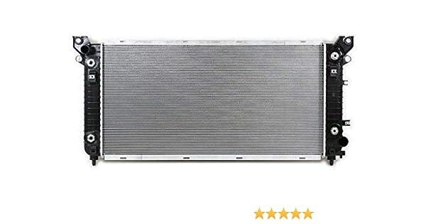 Radiator-Assembly TYC 13301