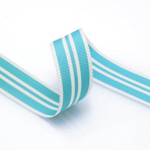 - Grosgrain Stripe Ribbon 7/8