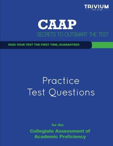 CAAP Practice Test Questions