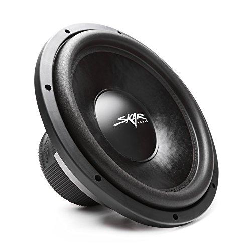 "Skar Audio VVX-15v3 15"" D2 600W RMS/1200W Max Dual 2 Subwoofer"