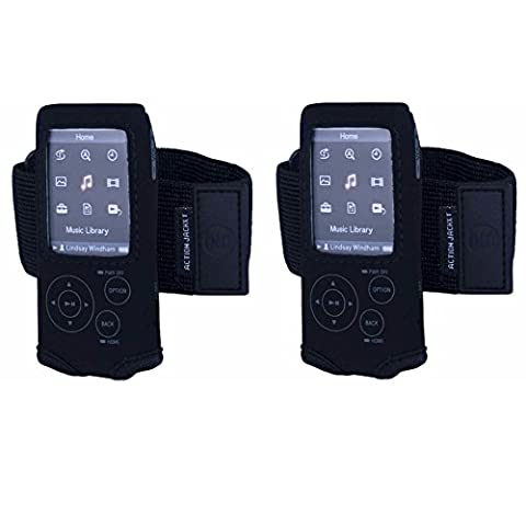 DLO DLZ41020-17 Action Jacket for Sony Walkman - Buy One, Get One Free - Dlo Action Jacket Soft Case