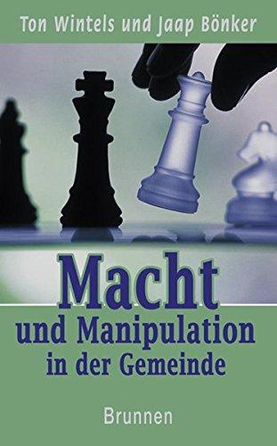 Macht und Manipulation in der Gemeinde