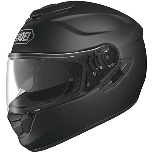 Shoei Solid GT-Air Street Bike Racing Street Helmet - Matte Black/Small