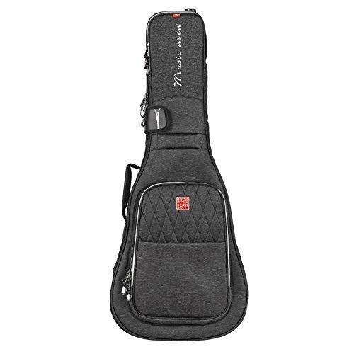 (Music Area TANG 30 Series Acoustic Bag - Black (TANG30-DA-BLK))