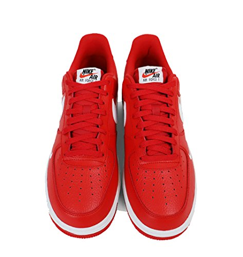 nike air force 1 red - 5